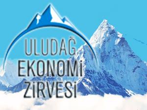 8. Uludağ Ekonomi Zirvesi 22-23 Mart tarihlerinde gerçekleşecek