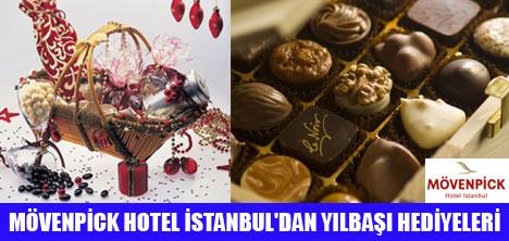 MÖVENPİCK HOTEL'DE YILBAŞI HEDİYELERİ