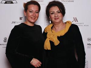 Türkiye'de Marriott International çatısı altındaki 13 otel, JW Marriott Absheron Baku'de Türkiye tanıtımı yaptı