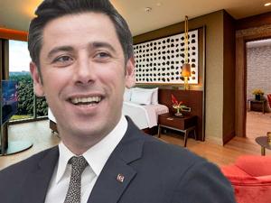 Radisson Blu Hotel, Istanbul'un yükselen yaşam ve ticaret bölgesi Vadistanbul'da yer alıyor