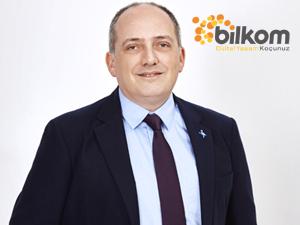 Koç Topluluğu şirketlerinden Bilkom'un Genel Müdürlüğü'nü Fikret Ballıkaya devraldı
