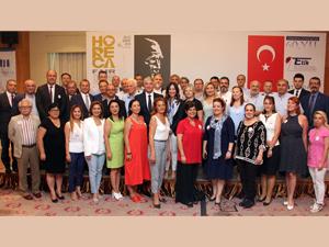 Ege Turistik İşletmeler ve Konaklamalar Birliği (ETİK) 60 yılı geride bıraktı