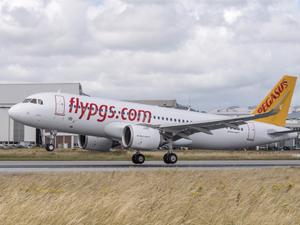 Pegasus misafirlerine uçak hizmeti yanında konaklama hizmeti de sunuyor