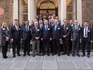 Türkiye-Birleşik Krallık Yüksek Öğretim Stratejik Ortaklıklar Forumu'nda, Türkiye ve Birleşik Krallık üniversiteleri arasındaki iş birliği imkanları masaya yatırıldı