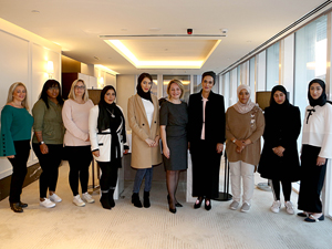 Boeing'in Katar Hava Kuvvetleri kadınlarına verdiği liderlik eğitimine Türkiye ev sahipliği yaptı