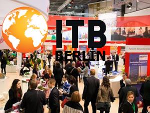 Dünyanın en önemli Turizm Fuarı olan ITB Berlin Uluslararası Turizm Borsası kapılarını açıyor