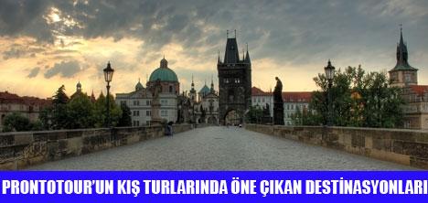 PRONTOTOUR İLE KIŞ TURLARI