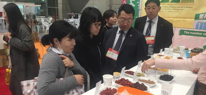 Ege Bölgesi'nden Japonya'ya meyve sebze mamulleri ihracatında % 120'lik rekor artış