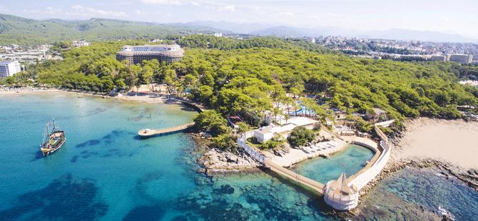 Türkiye'nin en büyük aile konseptli oteli Wome Deluxe'ün erken rezervasyon ayrıcalıkları başladı