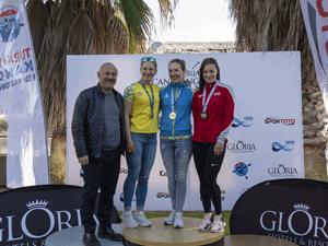 'Gloria Canoeing Cup 2019' yarışı Gloria Hotels & Resorts'ta gerçekleştirildi