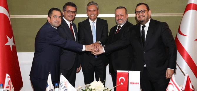 TÜRSAB KKTC'de Turizm faaliyetleri ve yeni destinasyonlar için işbirliği protokolü imzaladı