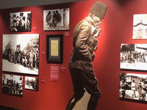 """""""Türk İstiklal Harbi'nin Başlangıcının 100. Yılı"""" Sergisi (1919-2019)"""