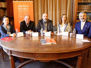 Heritage İstanbul'da kültür endüstrisinin gelişimine dikkat çekildi