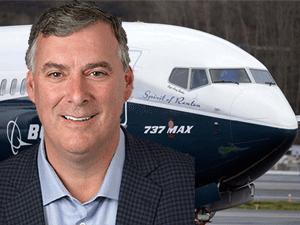 Boeing Ticari Uçaklar Başkanı ve CEO'su Kevin McAllister, açıklamada bulundu