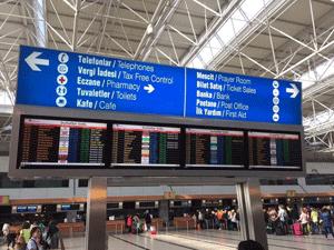 Antalya Yabancı Ziyaretçi Sayısında İlk 3 Ayda % 25 Artış Gösterdi
