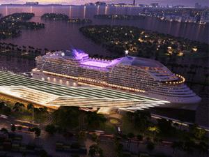 Yeni terminal, MSC Cruises misafirlerine gelişmiş bir müşteri deneyimi sağlayacak