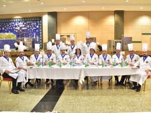 International Istanbul Culinary Cup 2019 Haliç Kongre Merkezi'nde gerçekleşti