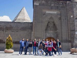 Kayseri, Ortadoğu pazarından turist çekmek amacıyla çalışma başlattı