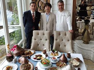 Matbah Restaurant Saray Mutfağı'nı kıtalar ötesi tanıtımına katkıda bulundu