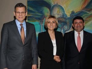 TÜROB Başkanı Müberra Eresin, gündeme dair önemli açıklamalarda bulundu