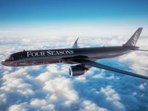 2021'de hizmete hazır hale gelecek uçakta lükse dair her şeyi bulmak mümkün