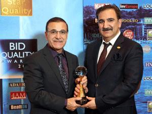 Antalyalı dönerci Hamdi Usta'ya ödülü İsviçre'nin Cenevre kentinde düzenlenen törenle verildi