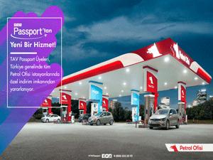 Türkiye'nin iki lider markası Petrol Ofisi ve TAV işbirliği yaptı