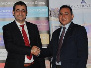 TravelShop Turkey ve Akmina Travel İşbirliği ile Kıbrıs Tanıtımı
