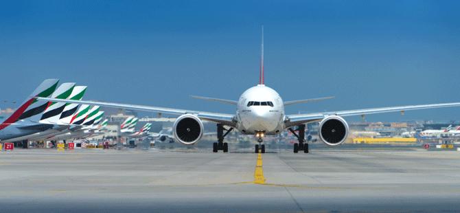 Emirates Grubu, yılı 631 milyon dolar kar ile tamamladı