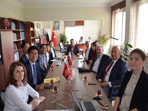 Güney Kore Türkiye'yi seven Türkiye ile işbirliği yapmak isteyen bir ülke