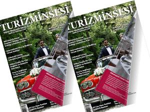 Turizminsesi dijital dergi Mayıs sayısıyla yayında