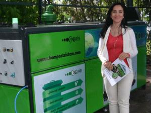 Otellerdeki atıklar Opsis'in Kompost Teknoloji Sistemleri ile atıklarını kompasta dönüşecek