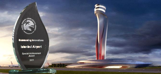 İstanbul Havalimanı, Global Traveler tarafından ödüllendirildi