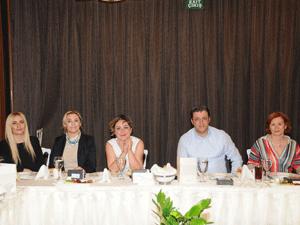 Wish More Hotel İstanbul basın mensuplarıyla iftar yemeğinde buluştu