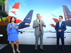 Yaza Merhaba daveti düzenleyen Lufthansa, sektörün deneyimli isimlerini bir araya getirdi