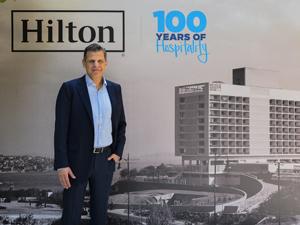 Lüks bir konaklama deneyimi yaşatan Hilton, haziran ayında 100. yılını kutluyor