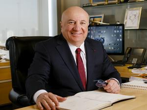 NetZero2050 başlıklı belgeyi Türkiye'den TAV imzaladı