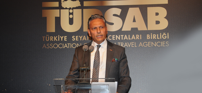 TÜRSAB Başkanı Firuz Bağlıkaya, Thomas Cook'un faaliyetlerini durdurmasıyla ilgili açıklama yaptı