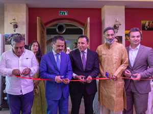 Kapadokya CCR Hotel içerisinde Indian Bollywood Restoranı açıldı