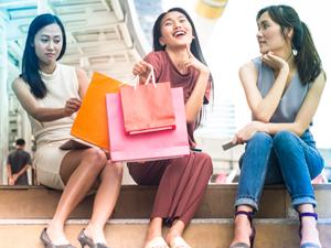 Çinli turist Türkiye'de yaptığı vergisiz alışverişte açık ara önde