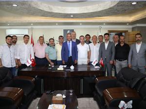 TÜRSAB, Doğu Bölgesi Seyahat Acentaları ziyaretlerine Van iliyle başladı