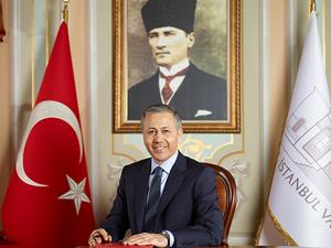 """İstanbul Valisi Ali Yerlikaya: """"Hedefimiz dünyada ilk 3'e girmektir."""""""