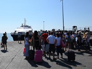 İDO misafirlerine Kurban Bayramı tatili nedeniyle seferlerini arttırıyor