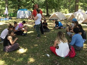 """""""Limitleri Kaldır Doğa Kampı"""" İğneada Longoz Ormanlarında gerçekleştirildi"""