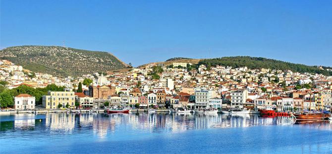 Yunanistan'ın Midilli Adası'nda, kültür turizmi ve Osmanlı dönemi eserleri keşfetmek için kampanyalar düzenlenecek