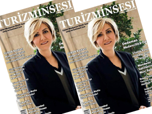 Turizminsesi dijital dergi Haziran sayısıyla yayında