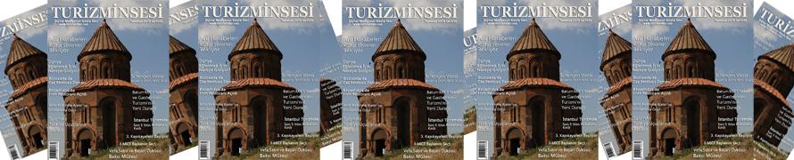 Turizminsesi dijital dergi Temmuz sayısı geniş içeriği ile  yayında