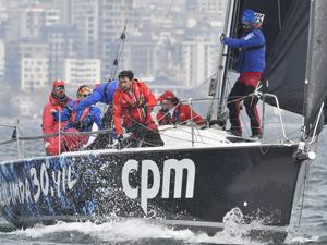 Palamut & Cpm Sailing Team, Mavi Sulardan 4 Kupayla Döndü