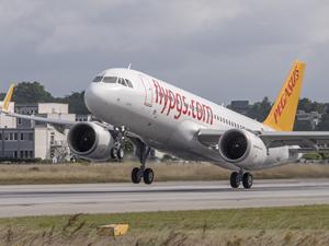 Sabiha Gökçen havalimanında 2'nci bir emre kadar uçuşlar yasaklandı