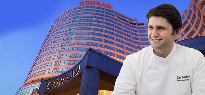 Conrad İstanbul Bosphorus, Ziya Çıkrıkcı'yı ekibine kattı